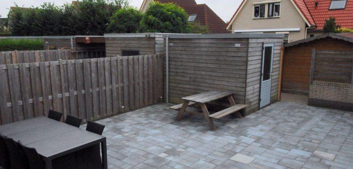 tegels in je tuin